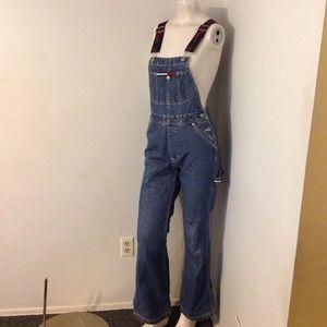 Vintage Tommy Hilfiger Suspender Overalls XS